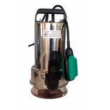 Bomba Sumergible Agua Sucia Pozo 1100w Shimura Acero Inox.