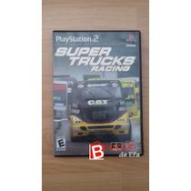 Super Trucks Racion Ps2 Playstation 2 -efa-