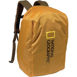 Rain Cape Rucksacks + Backpacks Yellow National Geographic