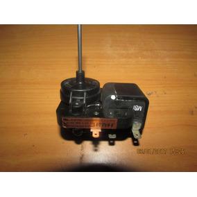 Motor Ventilador De Nevera Mabe General Electric.