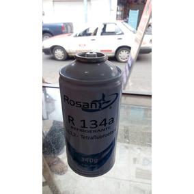 Gas Refrigerante R134a Cartucho De 340 Gramos Marca Rosan