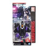 Muñeco Transformers Combiner Wars Skywarp Hasbro