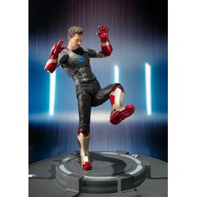 Homem De Ferro Tony Stark Sh Figuarts
