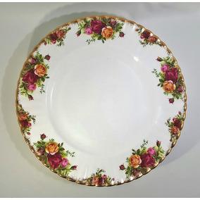 Platos Playos De Porcelana Royal Albert England