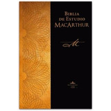 Biblia De Estudio Macarthur (tapa Dura) Rv1960 (oferta!!!)