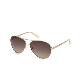 af37ec178b77c Óculos Guess Aviator Masculino Black Gu 6607 Oculos Sol - Óculos no Mercado  Livre Brasil