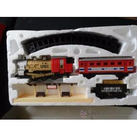Trem Ferrorama Union Express - 12 Peças