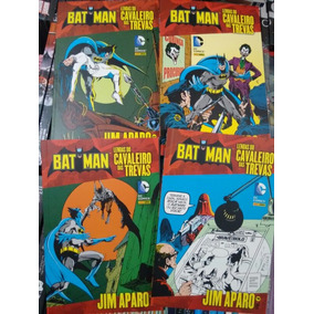 Batman Lendas Jim Aparo Volumes 1 A 6