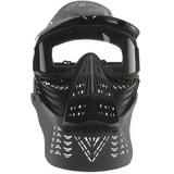 Mascara Asg Para Airsoft Con Ajuste Elastico Y Visera