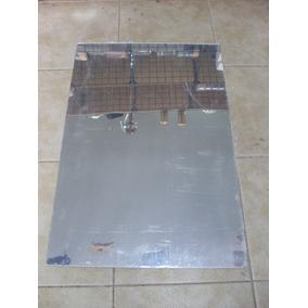 Placa Acrílica Para Escudos / Luthieria - Cromada Espelhada