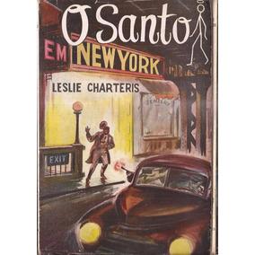 O Santo Em New York - Leslie Charteris 1951 O Cruzeiro