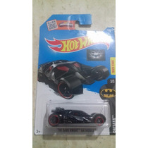 Hw The Dark Knight Batmobile Batman 3/5 Track Stars