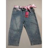 Ropa Para Niñas....pantalones De Jeans Para Bebés