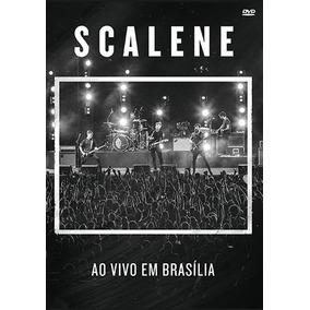 Dvd Scalene - Ao Vivo Em Brasilia (991561)