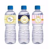 50 Rótulos Personalizados Garrafa De Água P Lembrancinha