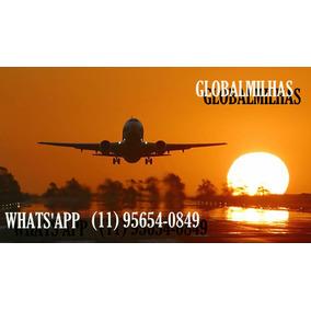 Passagens Aéreas Emitidas Com Milhas - Economize!