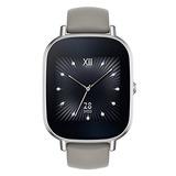 Asus Zenwatch 2 Plata Con Correa De Cuero Beige Reloj Inteli