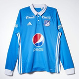 Camiseta Millonarios Manga Larga adidas Bi7961/mil Hjsy L -