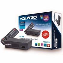 Conversor Digital Dtv 4000 Aquario Para Tv