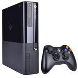 Xbox 360 Slim 4gb Con 1 Control +10 Juegos Obsequio + Envio