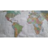 Mapamundi / Mapa Mundial Politico
