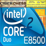 Intel Core 2 Duo E8500 3.16g/6mb/1333fsb/775 Procesador