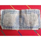 Coleccion Billetes Antiguos Chilenos Escudos