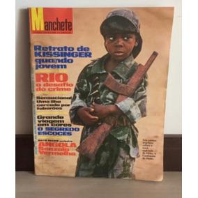 Revista Manchete Ano 1976