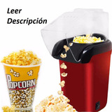 Mini Maquina De Popcorn Sin Aceite Palomitas Canchita Rcp1