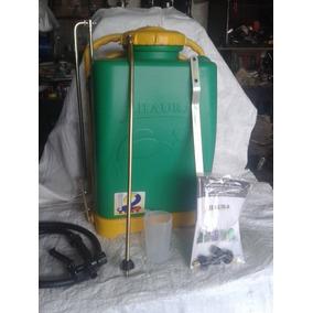 Fumigadora (aspersora) Lhaura 20 Ltrs Manual
