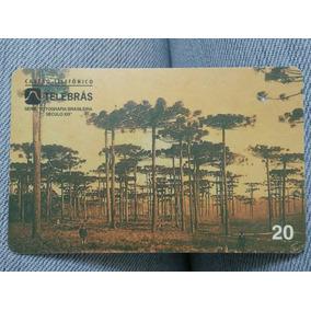 Lote De Cartões Telefônicos Antigos Raros