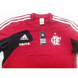Camisa Original Flamengo adidas Comissão Técnica Nova