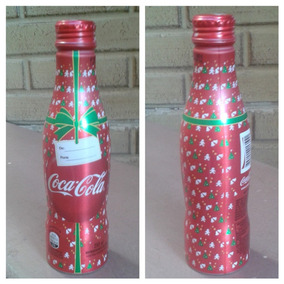Garrafa Especial De Natal Coca-cola 2014