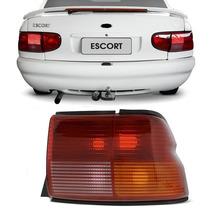 Lanterna Traseira Escort Zetec Hatch 97/02 Canto Direito
