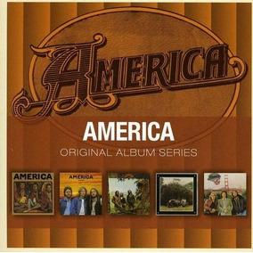 Box 5 Cd´s America - Original Album Series/ Digipack(979790)