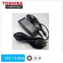 (s1) Cargador P/toshiba Pa3714u-1aca 19v 3.42a Compatible