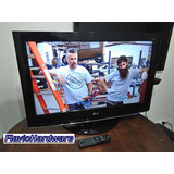 Tv Lcd 32 Lg Full Hd 1920x1080 Hdmi Vga Usb Rca Impecable !!