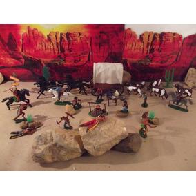 Boiada Brinqtoys Forte Apache