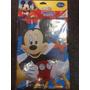 Mantel Cumpleaños Mickey Mouse / Spiderman / Phineas Y Ferb
