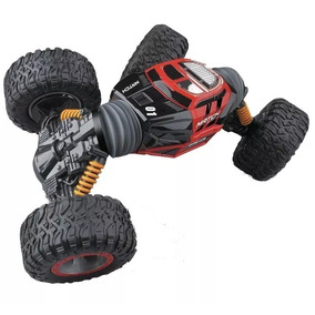Auto Camioneta 4x4 Remoto Se Convierte Acrobacias Rock Rover