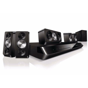 Home Theater Philips Hts5563 1000w Rms Blu-ray 3d Smart