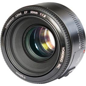 Lente Yongnuo Yn 50mm F/1.8 Para Canon