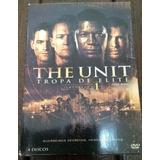 The Unit Tropa De Elite 1ª Temporada Com 4 Dvds