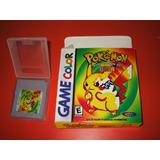 Pokemon Amariilo Yellow Gameboy Color Rgs