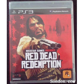 Red Dead Redemption Fisico Ps3