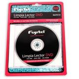 Fujitel Limpiador De Lector Dvd, Cd-rw Fujitel