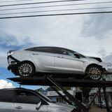 Sucata New Fiesta 1.6 Titanium Aut. 2014 Para Retirada Peças