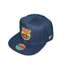 78b9fdb874eaf Gorra Barcelona F C Snapback 100% Algodon Get Lucky Original