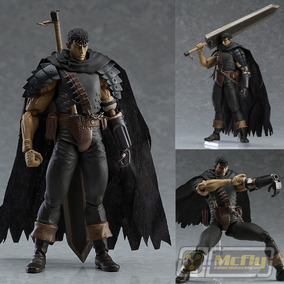 Figma 359 Guts Black Swordsman Ver Repaint Edition - Berserk