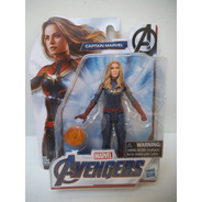 Capitana Marvel Avengers Hasbro